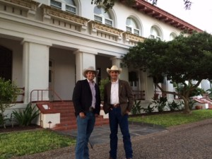 Todd Inglee Ralston Valley Beef King ranch headquarters