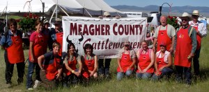 Bev Fryer Ranching Woman of the Year Meagher County CattleWomen