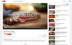 Check out the Beef. It's What's For Dinner YouTube page for educational videos about beef!