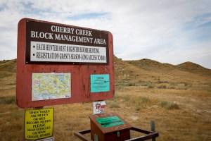 Cherry Creek Ranch Environmental Stewardship Lon Reukauf BLM