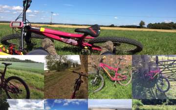 Cotswold mountain bike routes
