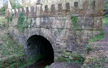 Sapperton Tunnel, the Daneway entrance