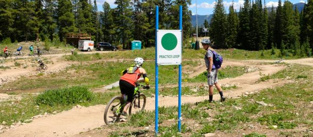 2014 Vida MTB Clinic in Mt. Crested Butte