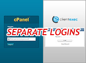 cPanel - Domain/billing/website controls