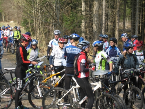 MTBO Camp 2009 001