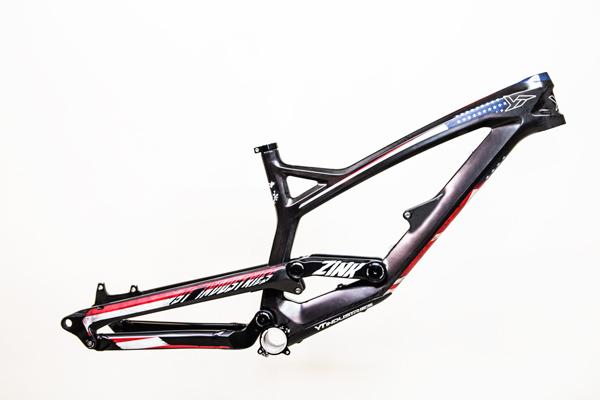 MTB Rider: YT Signature-Rahmen zur Red Bull Rampage