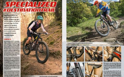 Nyheter 2016 Specialized #destinationtrail
