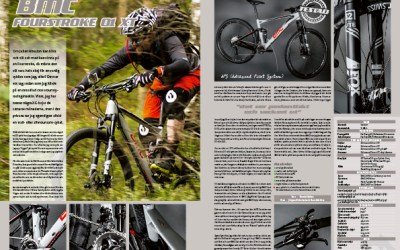 BMC Fourstroke 01 XT