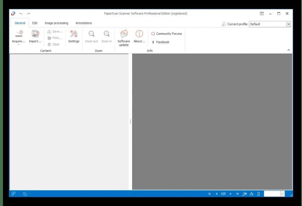 descargar PaperScan Professional