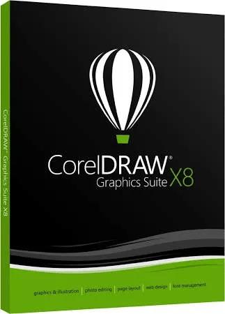 CorelDRAW Graphics Suite 2017 32/64 bits