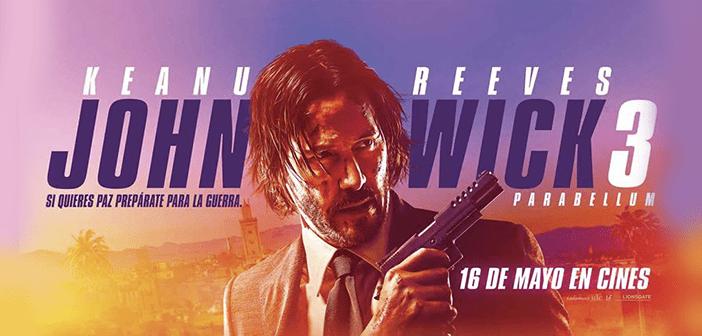 John Wick 3: Parabellum (2019) 720p y 1080p Latino