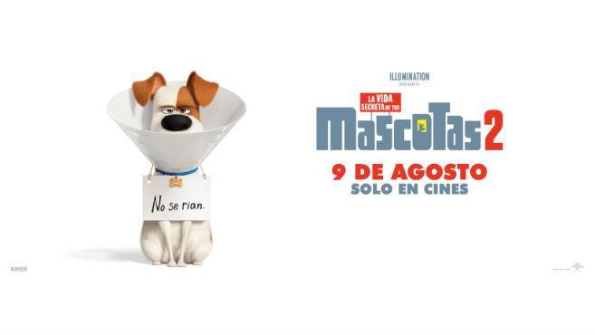 La vida secreta de tus mascotas 2 (2019) HD 720p 1080p Latino