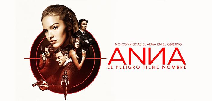 Anna: El Peligro tiene Nombre (2019) 720p/1080p Latino