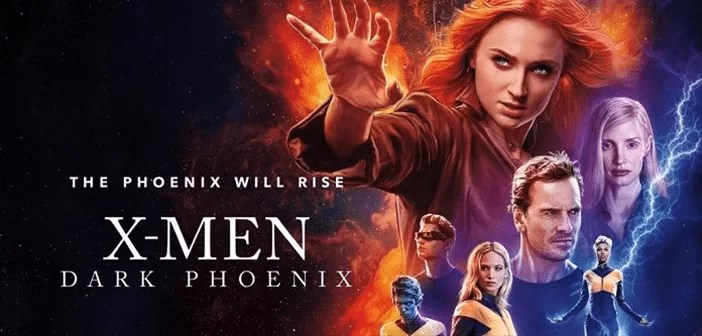 X-Men Dark Phoenix (2019) HD 720p y 1080p Latino