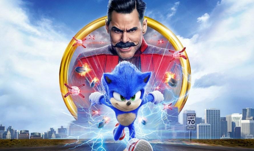 Sonic La Pelicula (2020) HD 720p y 1080p Latino