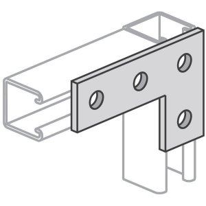 strut channel joint