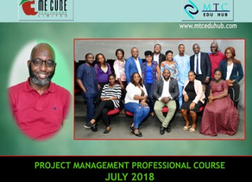PMP Course July 2018 8