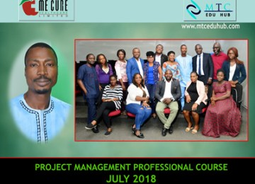 PMP Course July 2018 5