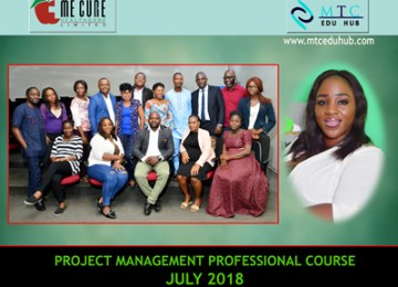 PMP Course July 2018 4