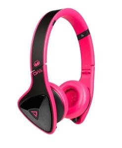 Monster DNA Headphones Laser Pink