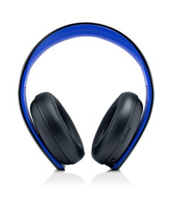 Playstation Gold Wireless Stereo Headset PS3 PC PS4 VITA CECHYA0083