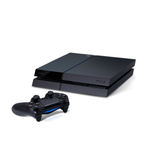 Sony PS4 PlayStation 4 500GB with Controller Black