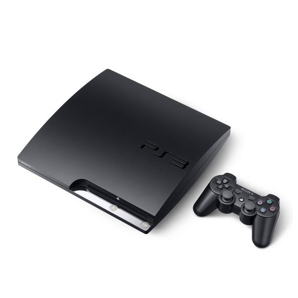 Sony 250GB Playstation 3 CECH2101B, CECHE01