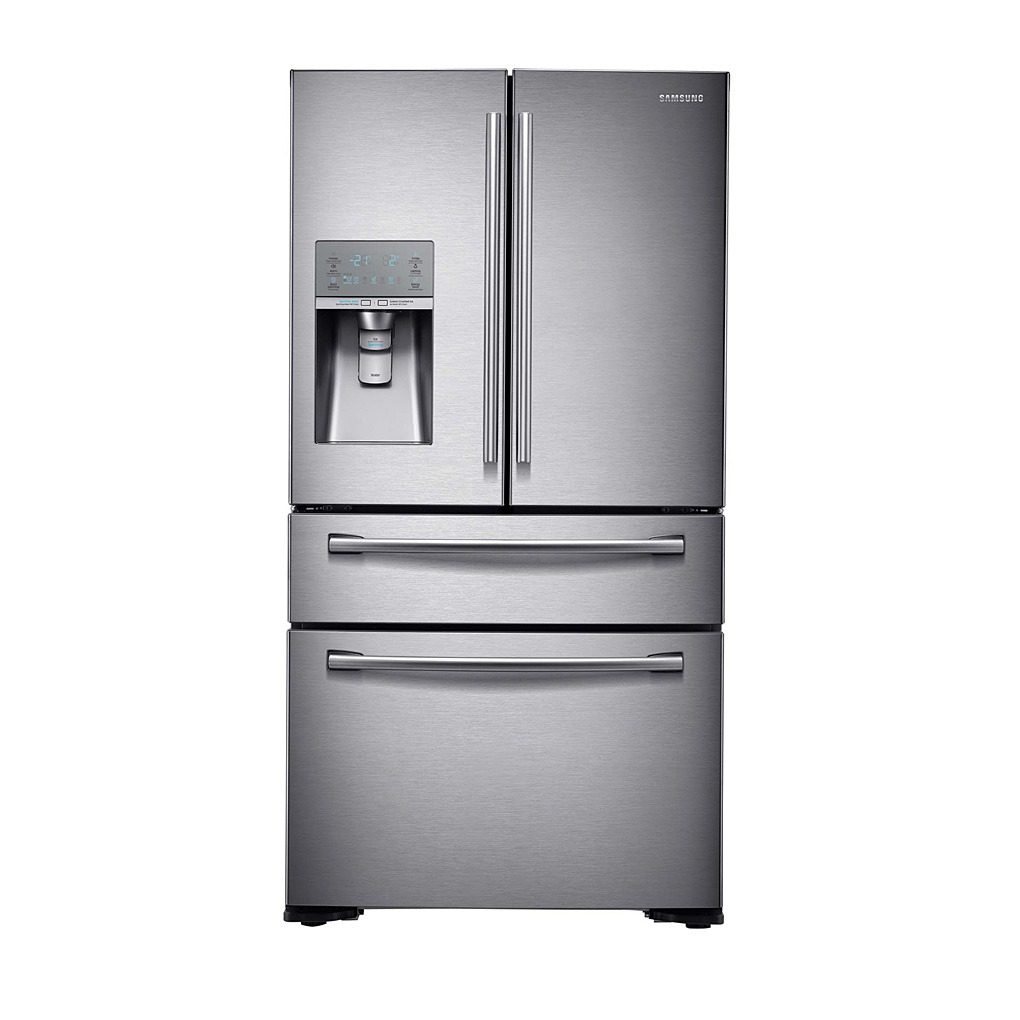 Samsung 22.6 cu. ft. 4-Door Refrigerator SS Counter Depth RF