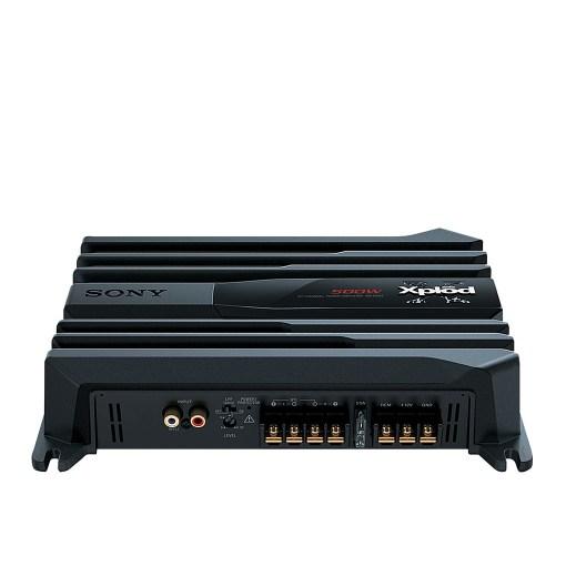 Sony Stereo Power 2 Channel Amplifier XM-N502
