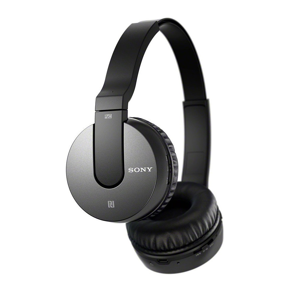 Sony Bluetooth And Noise Cancelling Over-Ear Headphone