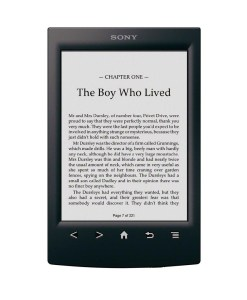 Sony eReader with Wifi PRST2BC