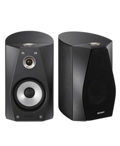 Sony 2-Way High-Resolution Bookshelf Speakers - Pair SSHA3/B