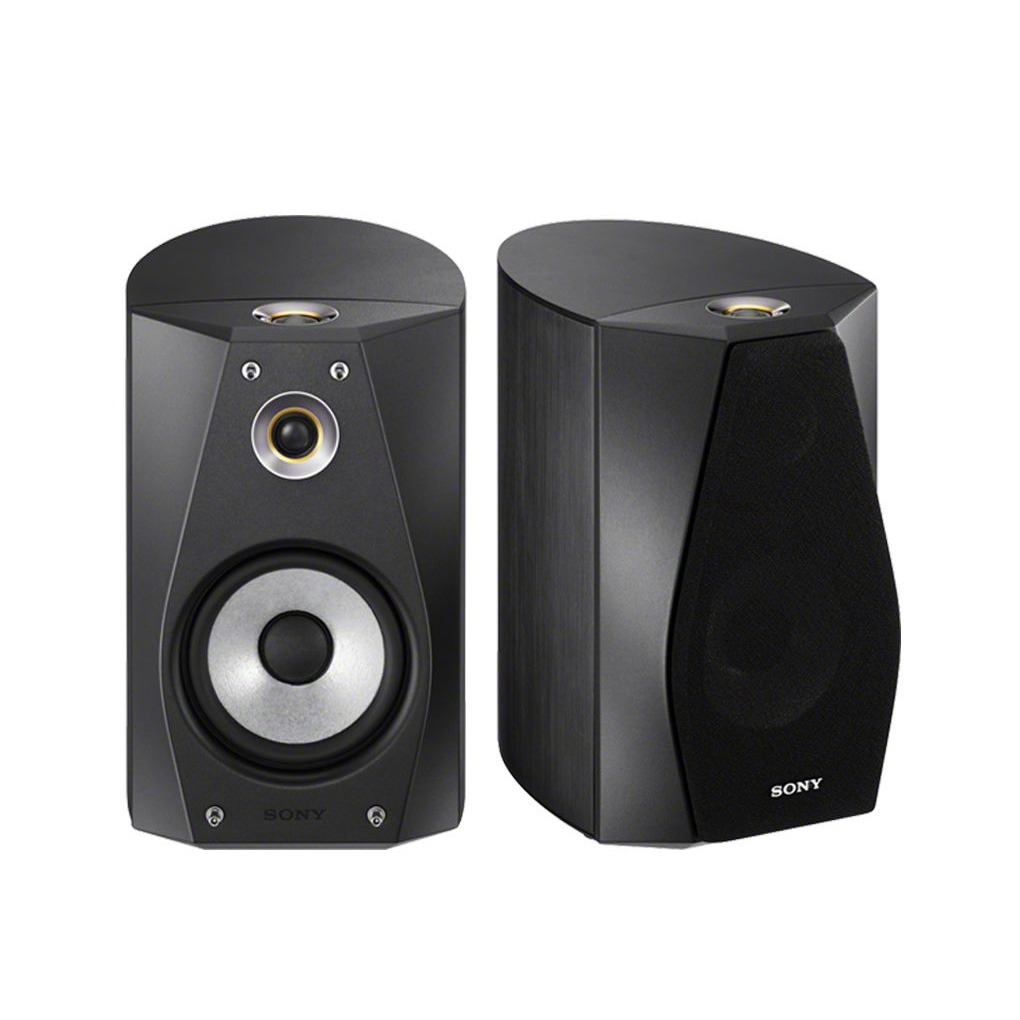 Sony 2-Way High-Resolution Bookshelf Speakers - Pair SSHA3/B
