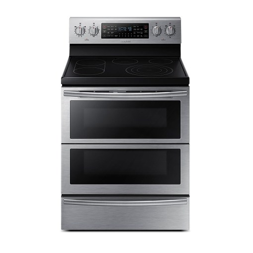 Samsung 5.9 cu.ft Flex Duo Electric Range SS NE59J7850WS/AC
