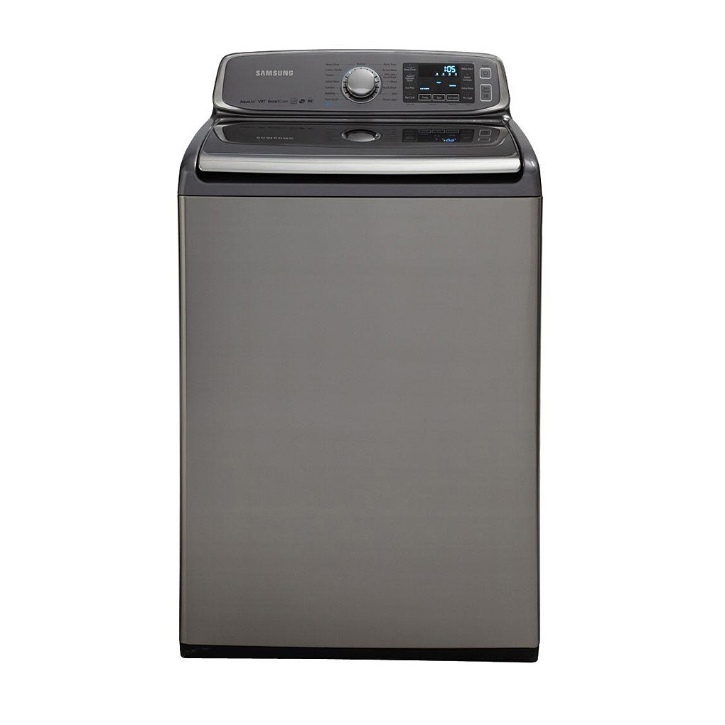 Samsung Stainless 5.7 Cu.Ft. Platinum Washer WA509F9A8DSP