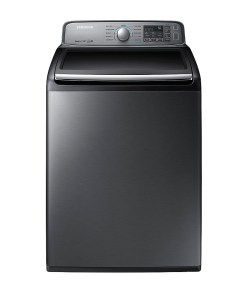 Samsung Stainless 5.2 Cu.Ft. Top Load Platinum Washer WA45H7200AP/A2