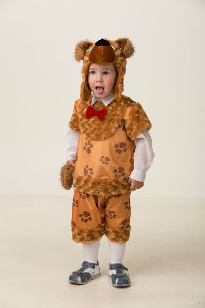костюм собаки для мальчика