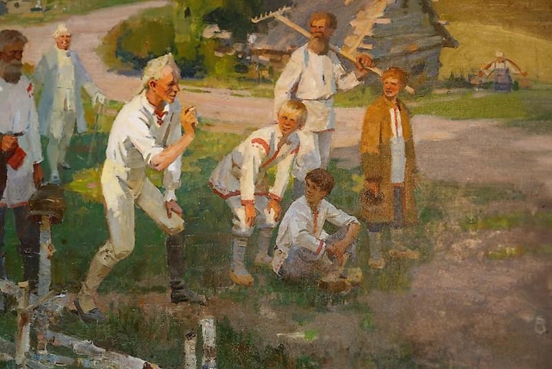Часто Суворов играл в бабки с ребятишками. игры, интересное, история