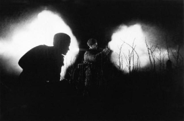 Ночной бой в Бреслау война, фото, фотокорреспондент