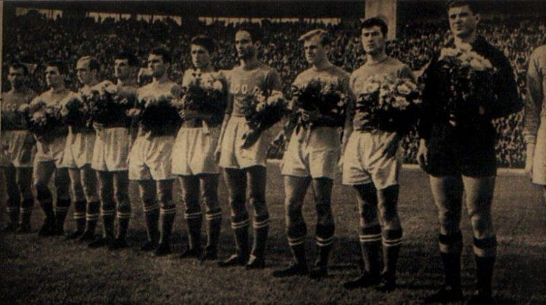 Как уничтожали лучшую футбольную команду СССР