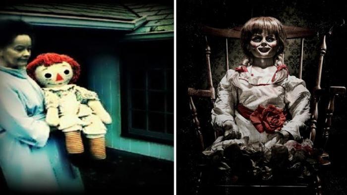 История проклятой куклы Анабель