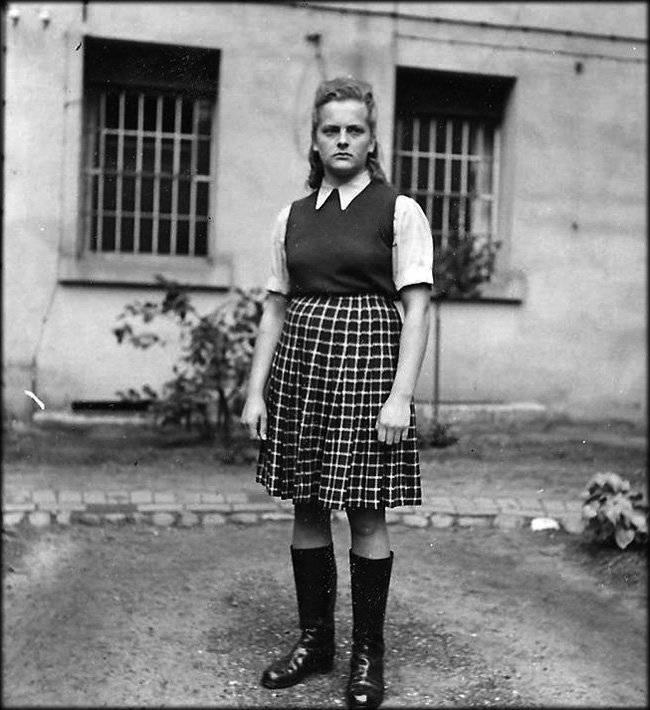 женщины нацисты
