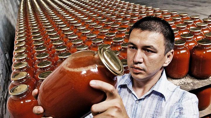 Продукты СССР, которые мы потеряли - соки в банках