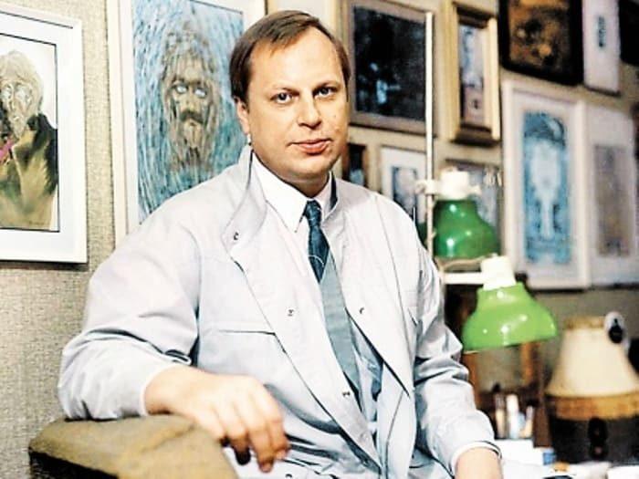 Народный артист РСФСР Юрий Богатырев