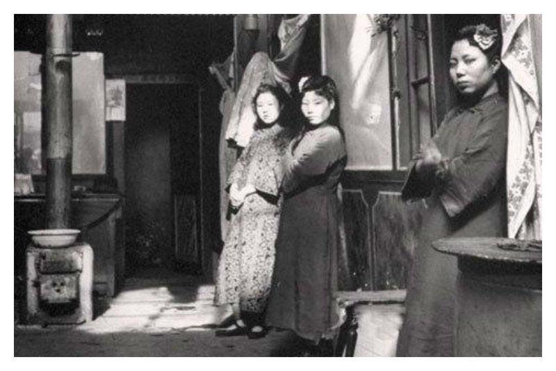 Как в Китае боролись с проституцией бордели, жрицы любви, китай, продажная любовь, проституция