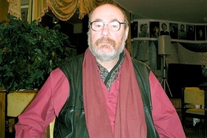 Писатель, режиссер, преподаватель Антон Васильев, внук Виталия Макаренко   Фото: fakty.ua