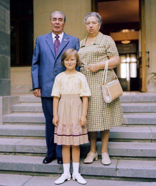 Спасибо товарищу Брежневу за наше счастливое детство!