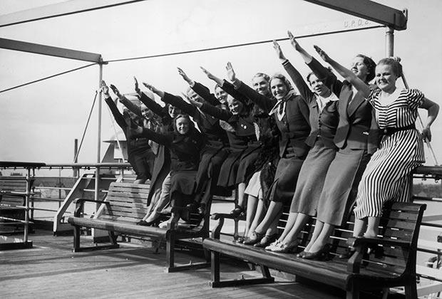 Что нацисты вытворяли с польскими женщинами
