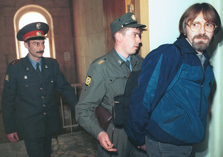 Владимир Дрямов. Основатель фирмы «Тибет», 1991−1993