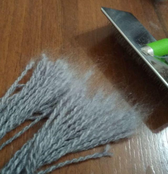 Как получить шерсть для валяния, фото № 3